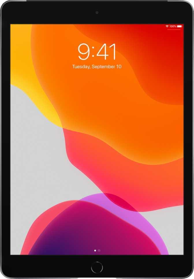 """Apple iPad 9 (2021) 10.2"""" Wi-Fi + 4G"""