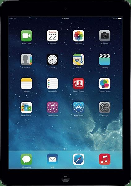 Apple iPad Air (2013) Wi-Fi