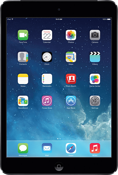 Apple iPad Mini 2 (2013) Wi-Fi