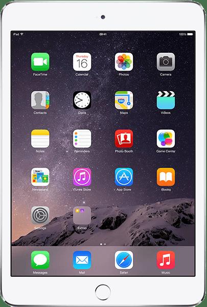 Apple iPad Mini 3 (2014) Wi-Fi + 4G