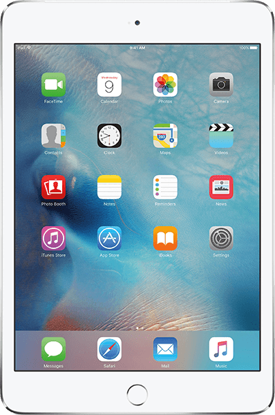 Apple iPad Mini 4 (2015) Wi-Fi + 4G