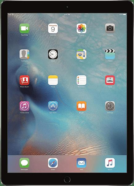 """Apple iPad Pro (2015) 12.9"""" Wi-Fi + 4G"""