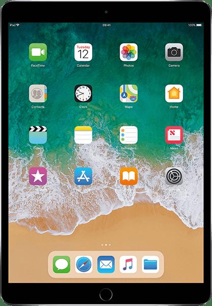 """Apple iPad Pro (2017) 10.5"""" Wi-Fi + 4G"""