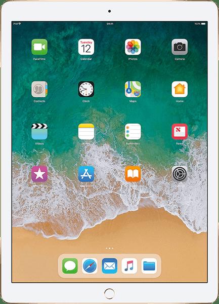 """Apple iPad Pro (2017) 12.9"""" Wi-Fi + 4G"""