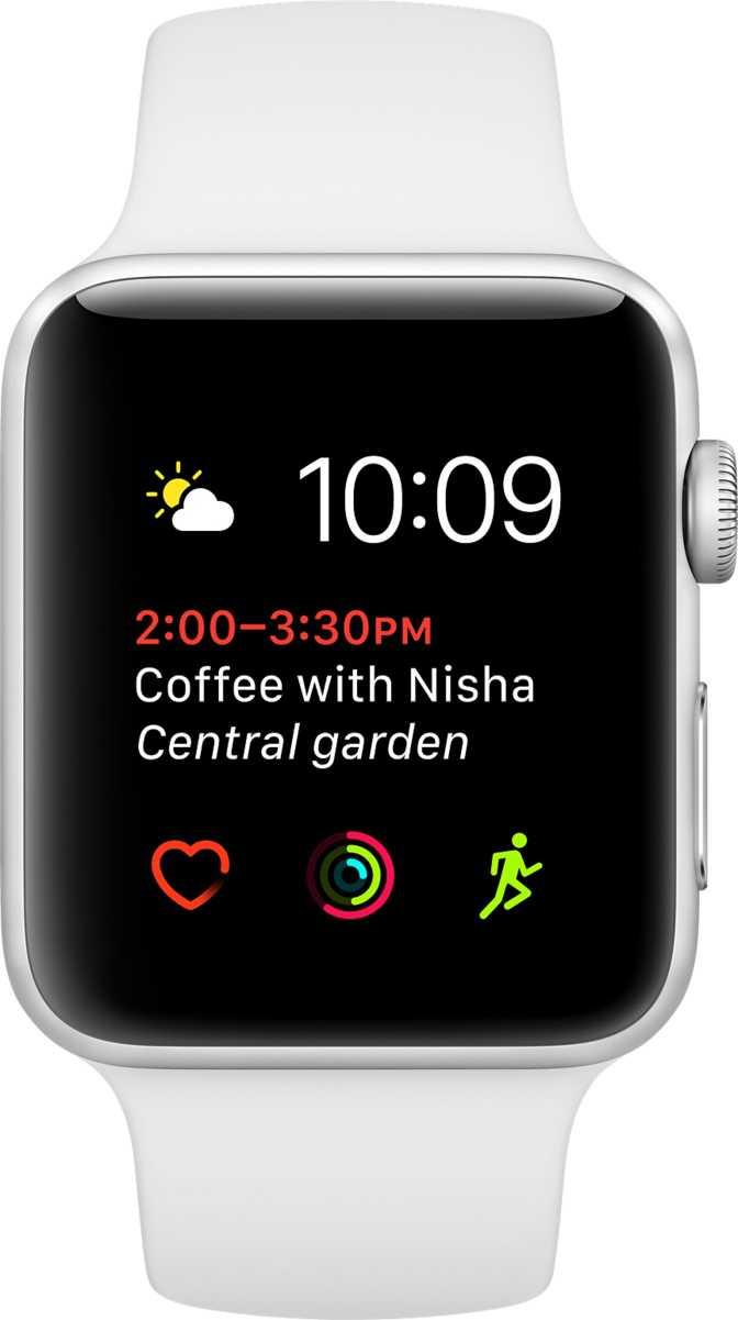 Apple Watch Series 2 38mm (GPS)