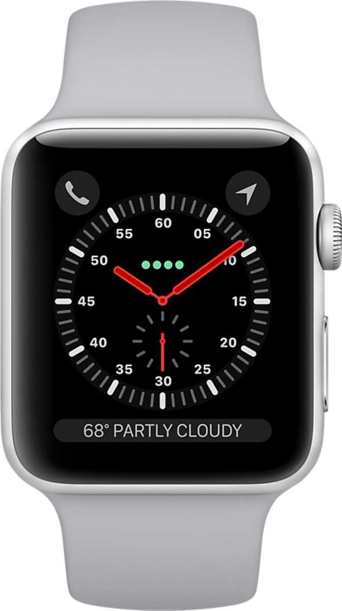 Apple Watch Series 3 38mm (GPS)