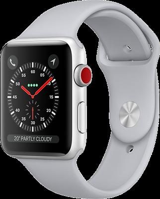 Apple Watch Series 3 38mm (GPS + Cellular)
