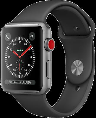 Apple Watch Series 3 42mm (GPS + Cellular)