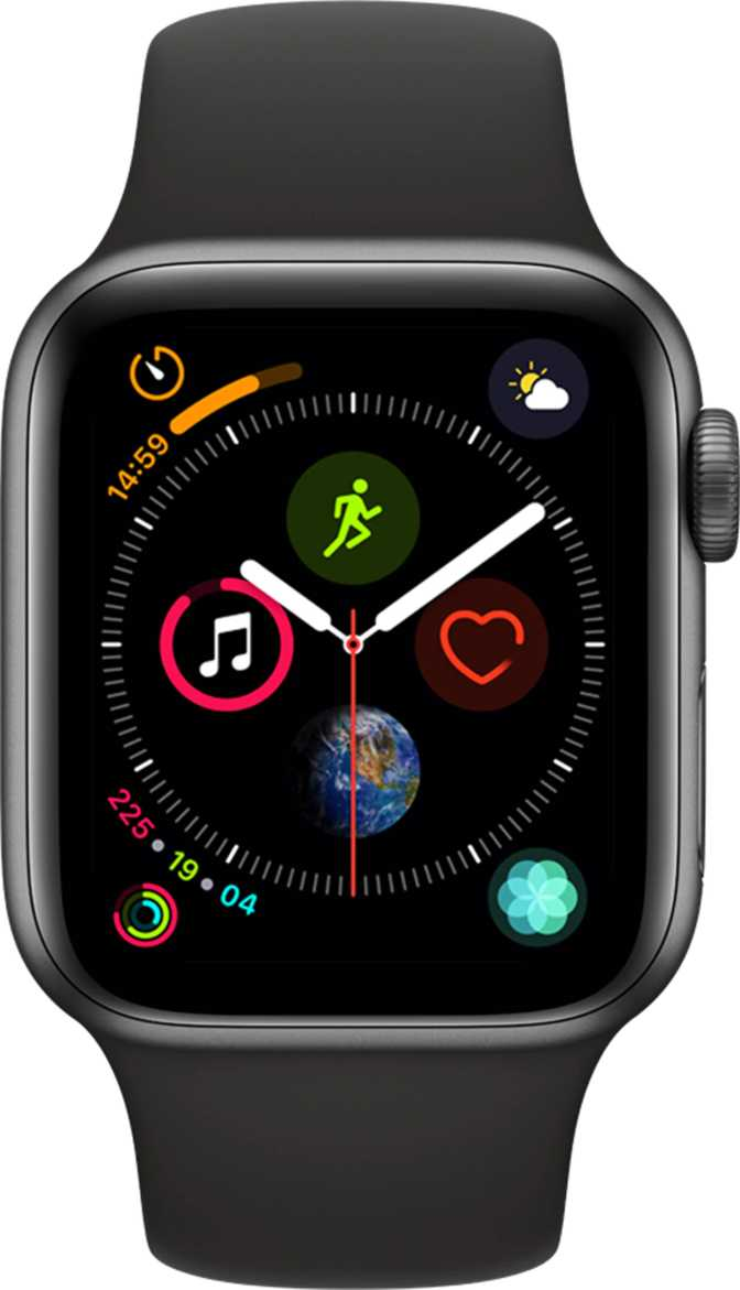 Apple Watch Series 4 44mm (GPS + Cellular)