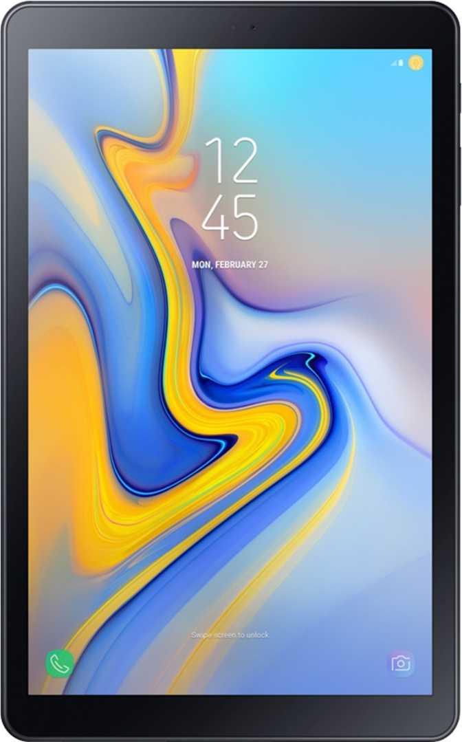 """Samsung Galaxy Tab A 10.5"""" (2018) Wi-Fi + 4G"""