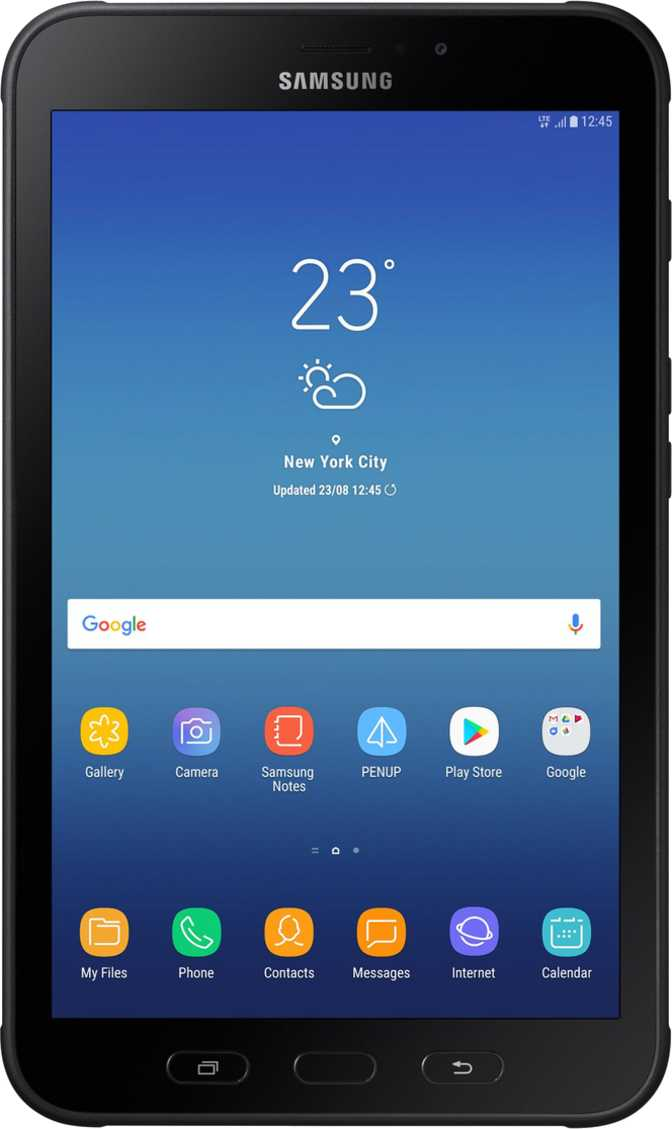Samsung Galaxy Tab Active 2 (2017) Wi-Fi + 4G