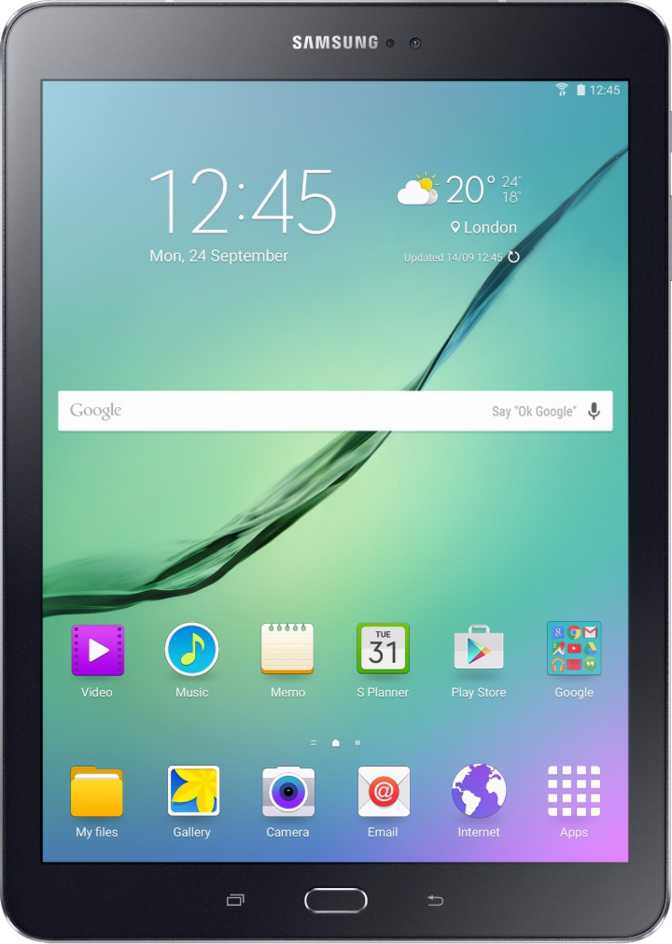 "Samsung Galaxy Tab S2 9.7"" WiFi + 4G"